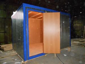 Продажа и изготовление бытовок дачных, строительных