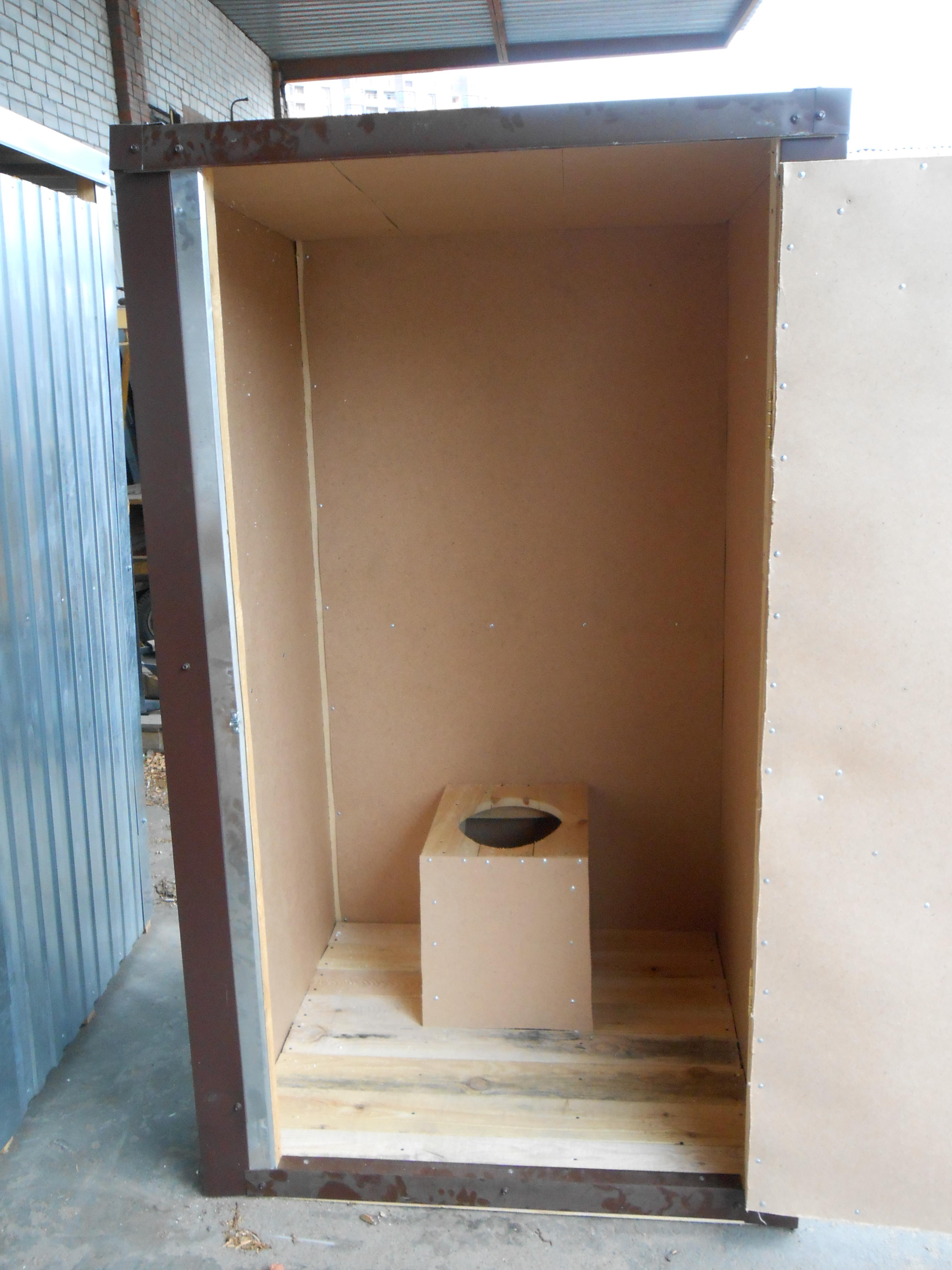цена дачный туалет воронеж