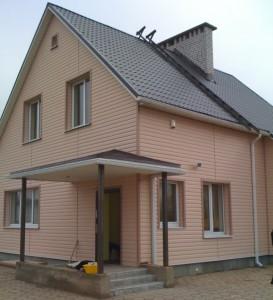 Изготовление на заказ сборных каркасных дачных домов в Воронеже