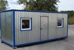 Продажа, изготовление бытовок дачных строительных