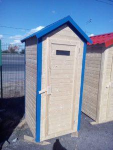 готовые решения для дачных туалетов