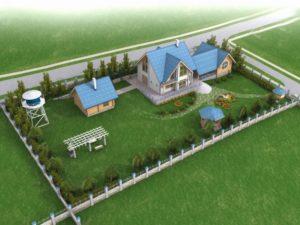 Как выбрать место для постройки дачи