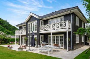 Преимущества строительства дома в скандинавском стиле